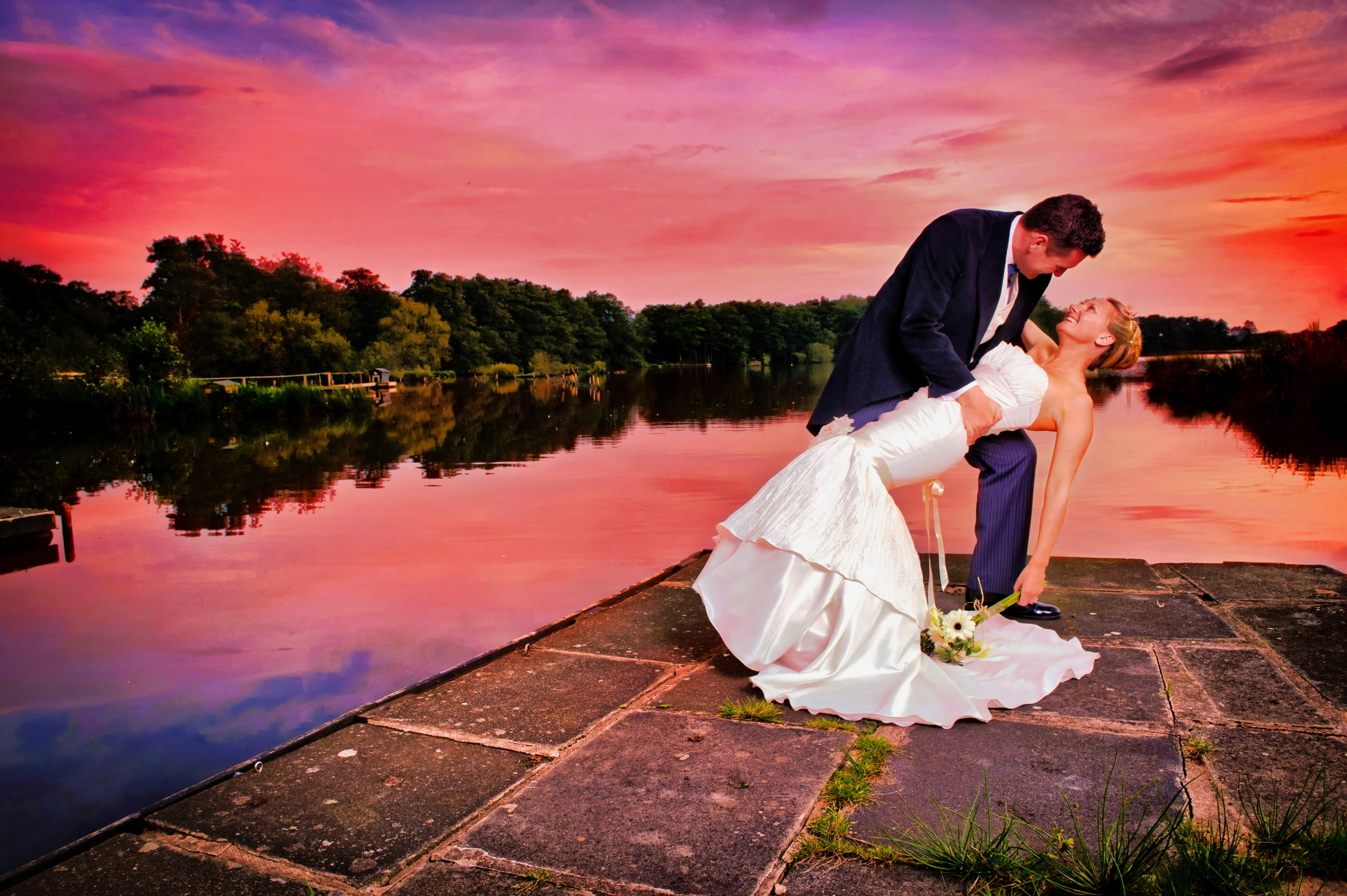 Wedding photography Coniston