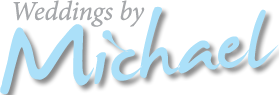 Weddings by Michael Logo